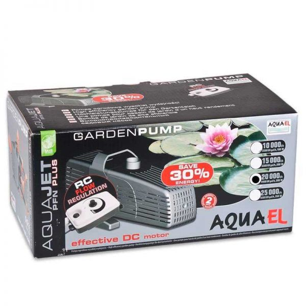 Aquael Aquajet Teichpumpe PFN PLUS Filterpumpen Serie