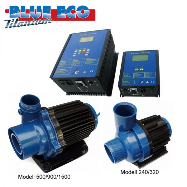 Teichpumpe Blue ECO 240 Watt