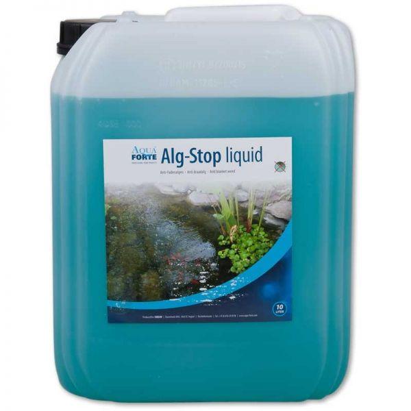 AquaForte Alg-Stop flüssig Anti-Fadenalgen 10 Liter