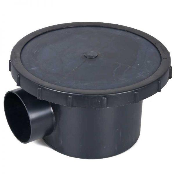 Aquaforte Bodenablauf mit Belüftungsmembrane SC284