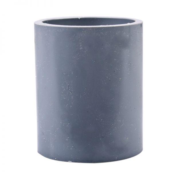 PVC Muffe 75 mm ECO