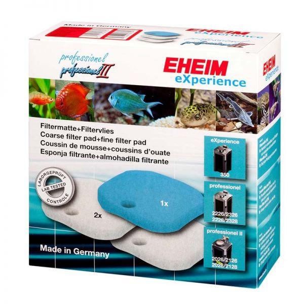 EHEIM 2616260 Filtermatten-Set eXperience 350, professionel 2226/2326 2228/2328 2026/2126 2028/2128