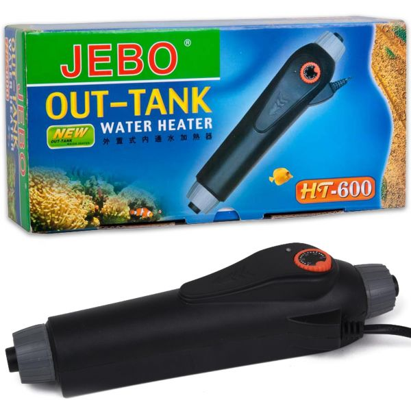 JEBO Aquarium Durchlauf Regelheizer HT-600