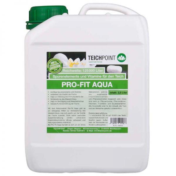 pro fit aqua für den gartenteich