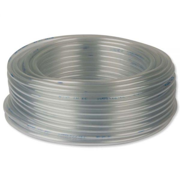 25m PVC Schlauch 4mm transparent