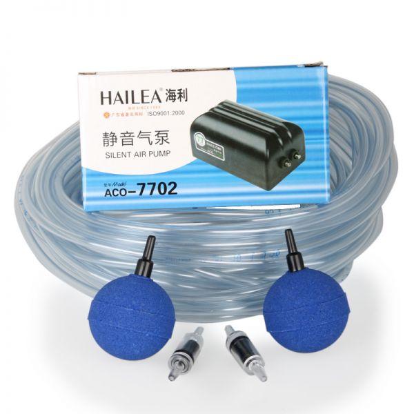 SET Hailea ACO-7702 Luftpumpe