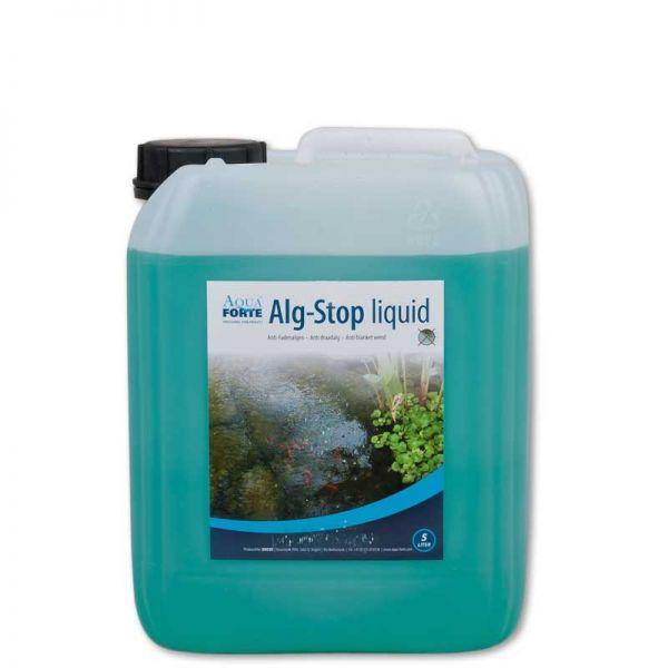 AquaForte Alg-Stop flüssig Anti-Fadenalgen 5 Liter