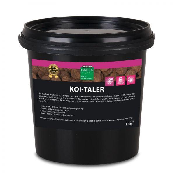 WAGNER Koi Taler 1 Liter