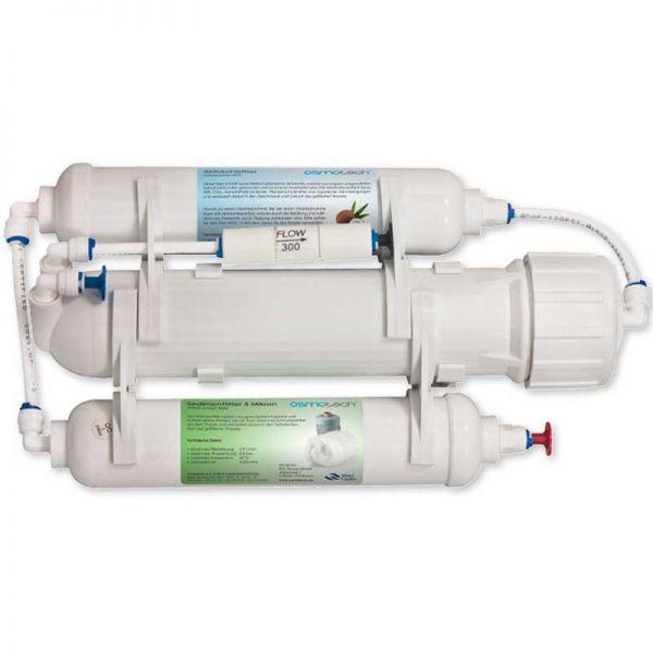 Hobby Osmoseanlage Wasserfilter - 190/285/380 Liter - 3 stufig