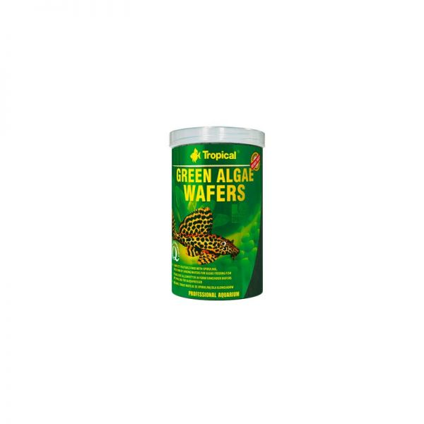 Tropical Green Algae Wafers Welschips