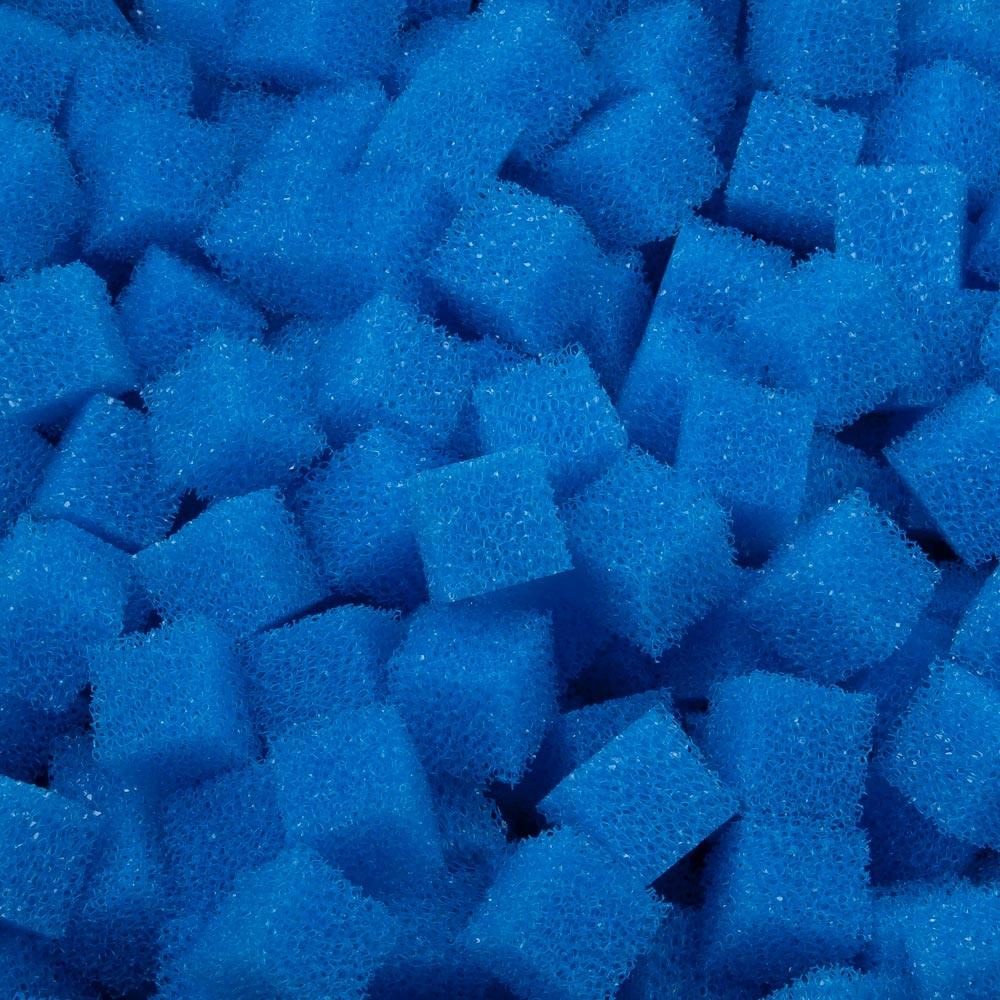 Filterwürfel Bio Filter PPI 30 200 Liter Teichfilter Schaumstoff Filter cube