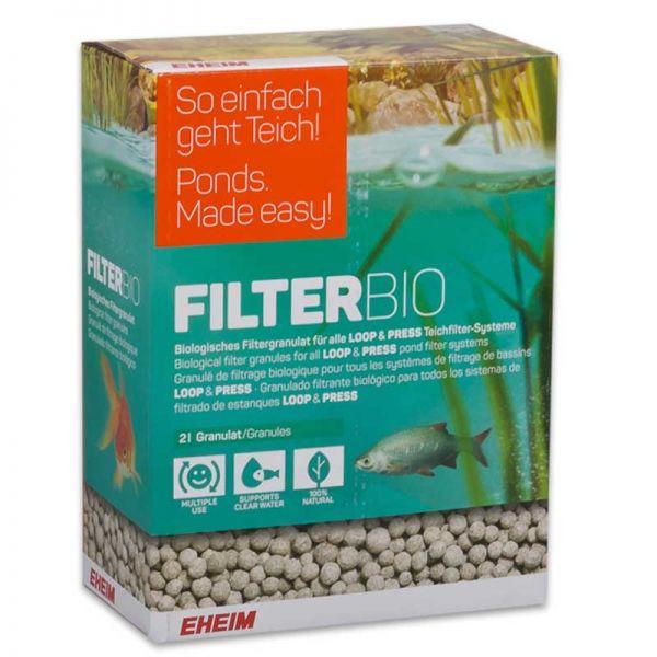 EHEIM Filter Bio 2 Liter 2516101
