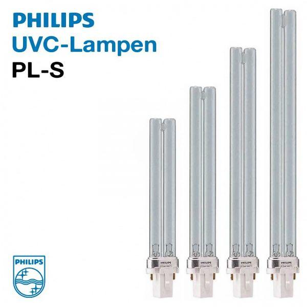 Philips UVC Lampen - PL-S Serie