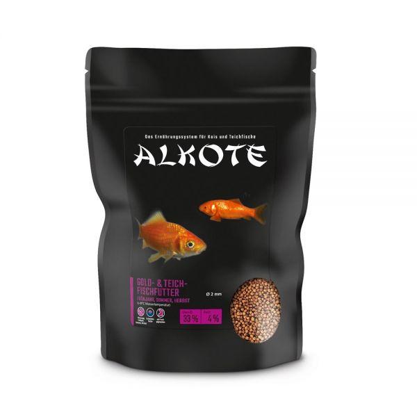ALKOTE Gold- und Teichfischfutter