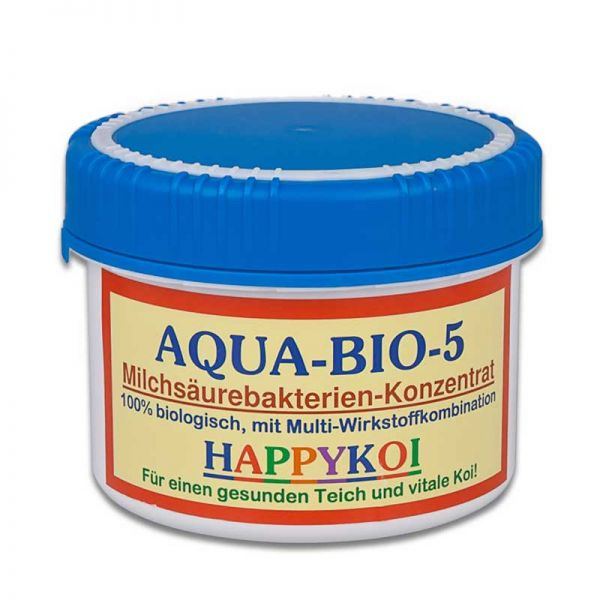 Happykoi AQUA BIO 5 Milchsäurebakterien Pulver