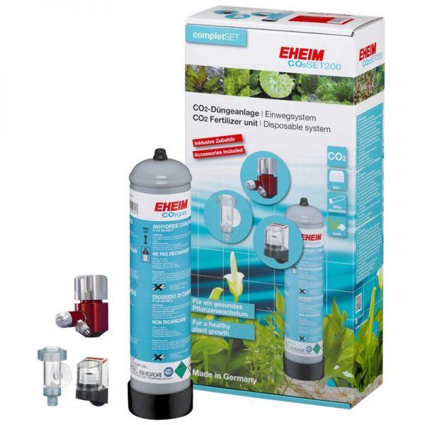 EHEIM CO2 SET 200 für Aquarien bis 200 Liter