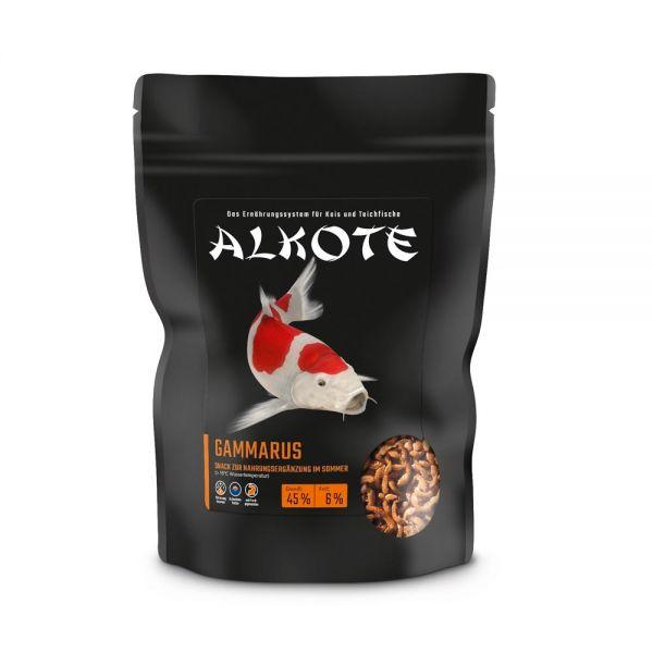 ALKOTE Gammarus - Snack zur Nahrungsergänzung im Sommer