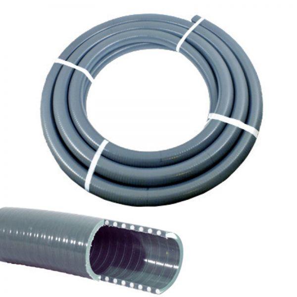 PVC Klebeschlauch mit 63 mm Außendurchmesser