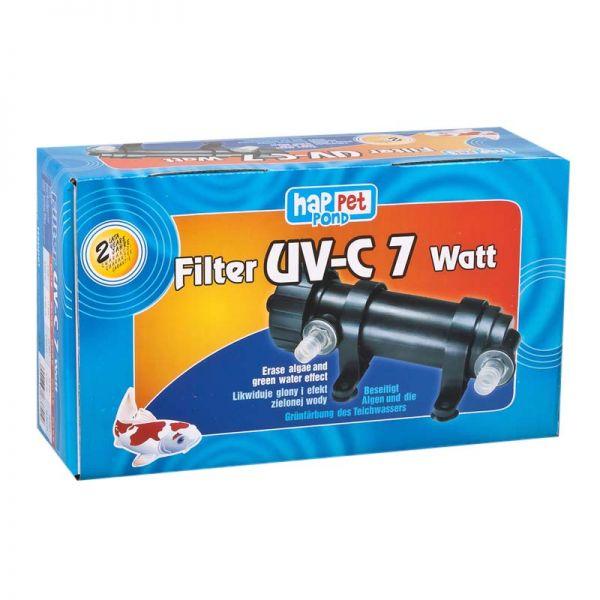 günstige UV-C Wasserklärer von Happet