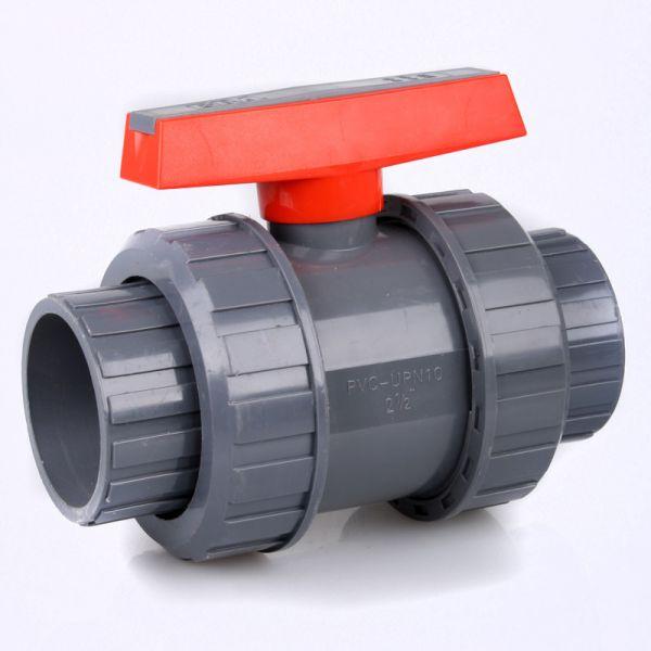 PVC Kugelhahn ECO 75 mm