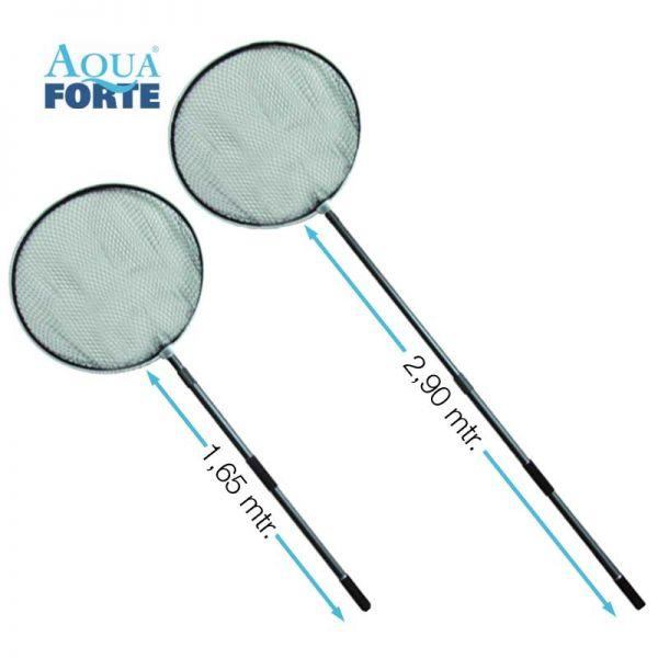 Aquaforte Koi Kescher Ø 80 cm (6 mm Hexa)
