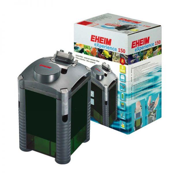 EHEIM eXperience 150 Aussenfilter für Becken 80-150 Liter