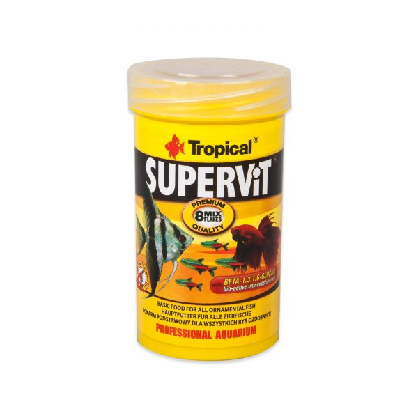 Tropical Supervit Flakes 100 ml