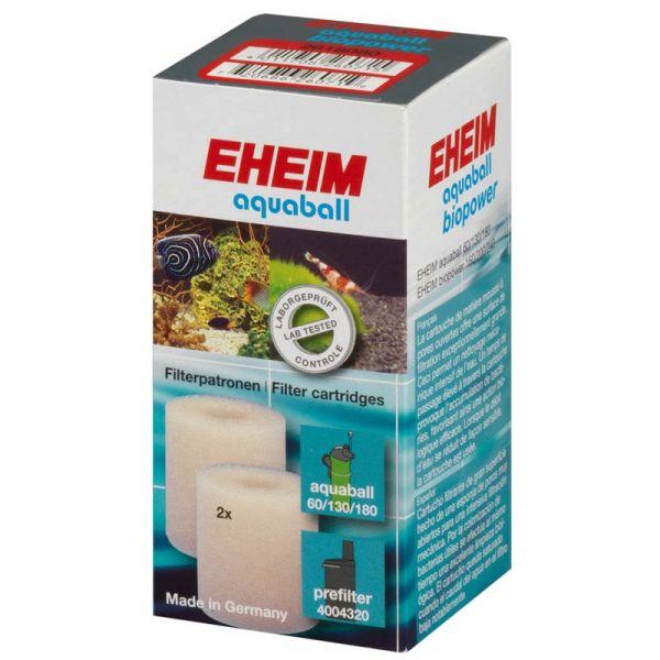 EHEIM Filterpatronen für Vorfilter 2618080 (4011708260715)