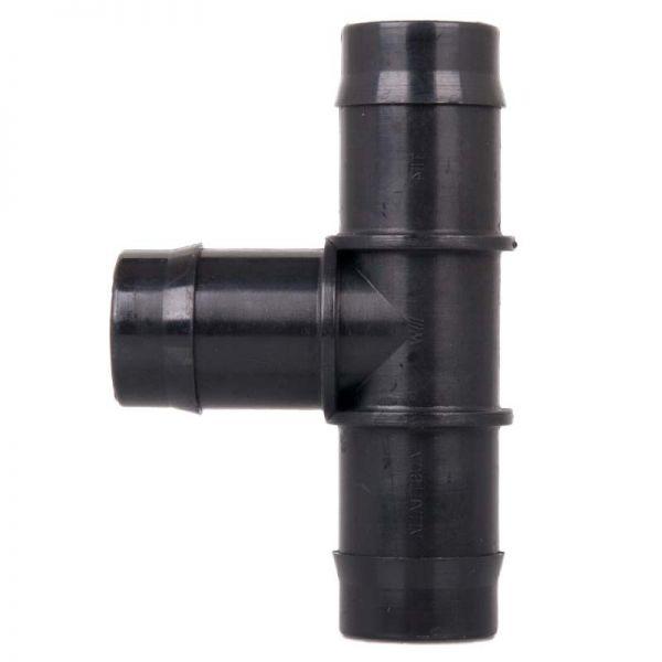 PP Schlauchverbinder T-Stück 25 mm Schlauchtülle