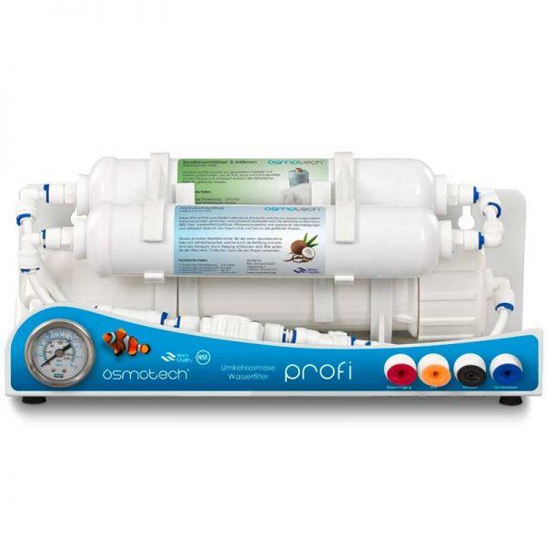 Profi Osmoseanlage Wasserfilter - 190/380/570 Liter - 3 stufig