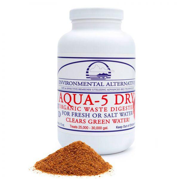 AQUA 5 DRY 280g Bakterien Maxi Dose