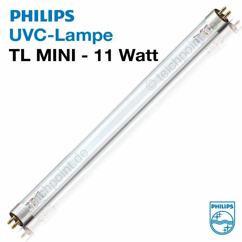 Osram UVC Lampe PURITEC HNS G5-16W UV-C Ersatzbrenner Lampe 2 Stück