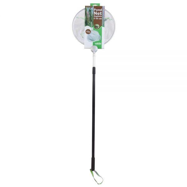 Velda Kescher Daphnia mit Teleskopstiel rund 35cm
