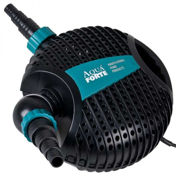 AquaForte O-Serie Teichpumpe Filterpumpe