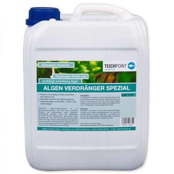 Mittel zur Algen verdrängung im Aquarium 5000ml