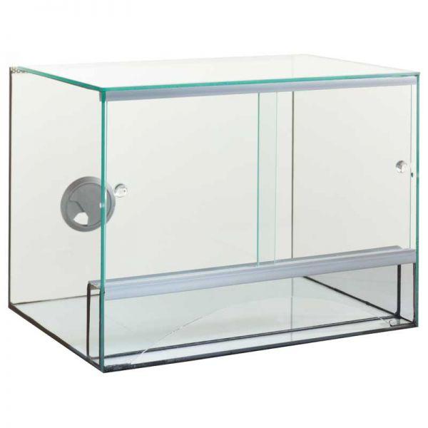 Glasterrarium 30x25x25 cm