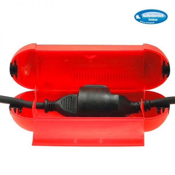 Kabel Sicherheitsbox für Schlag- und Feuchtigkeitsschutz