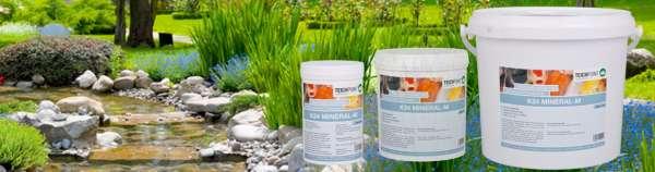Montmorillonit - Anwendung in Teich und Aquarium