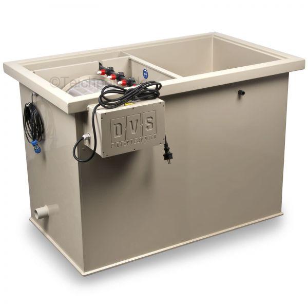 DVS Trommelfilter Entry 25 Combi mit Biokammer