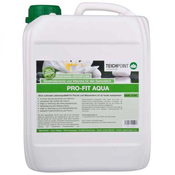 pro fit aqua Teich 5 Liter Gebinde