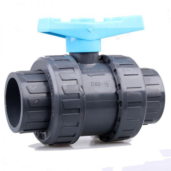 PVC Kugelhahn ECO 40 mm