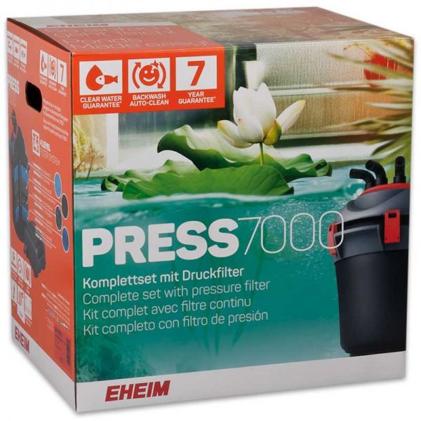 EHEIM PRESS - Druckfilter Komplettset