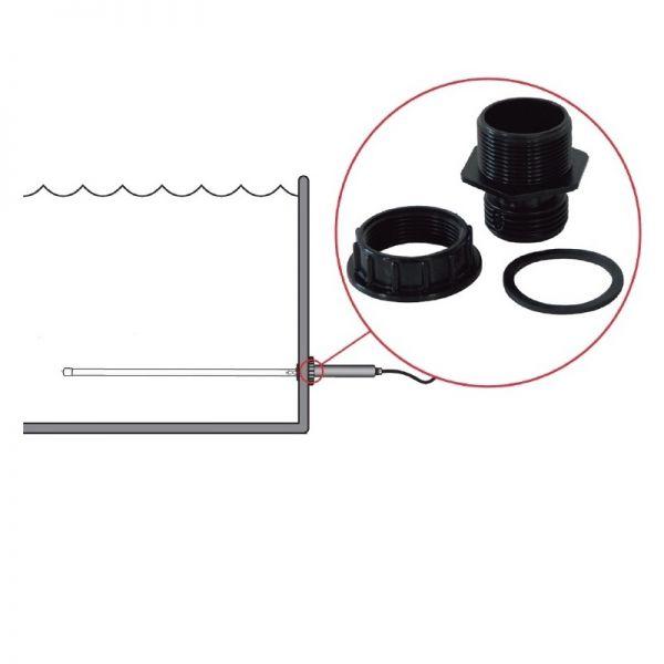 Tankdurchführung für Tauch UVC 40/75/80 Watt