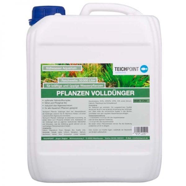 5 Liter Teichpoint Pflanzen Volldünger