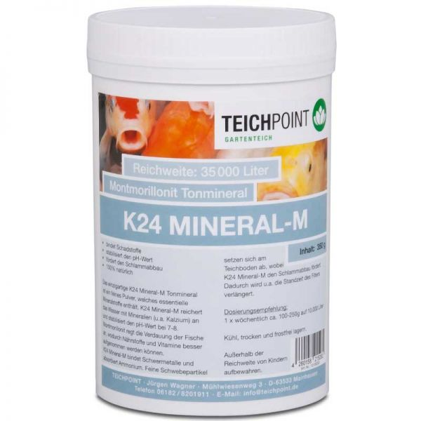 K24 mineral-M 350 g Dose