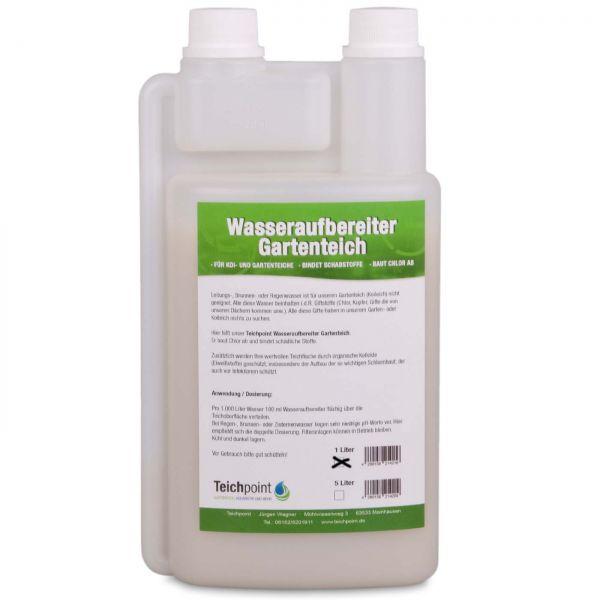 Teich Wasseraufbereiter - Wasseraufbereitungsmittel 1 Liter