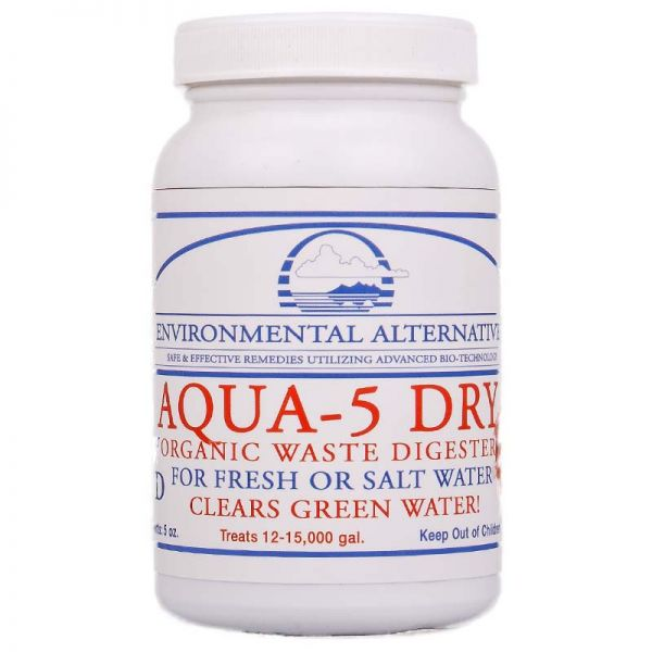 AQUA 5 DRY Bakterien 140 gr. Medi Dose