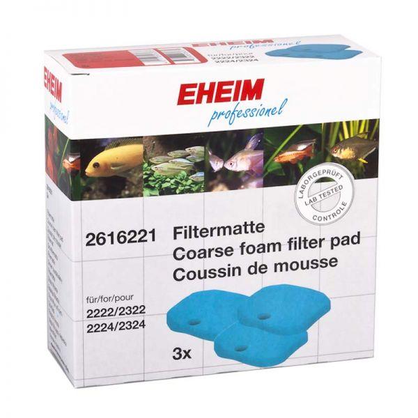EHEIM 2616221 Set Filtermatte 3 St. für eXperience 150/250/250T