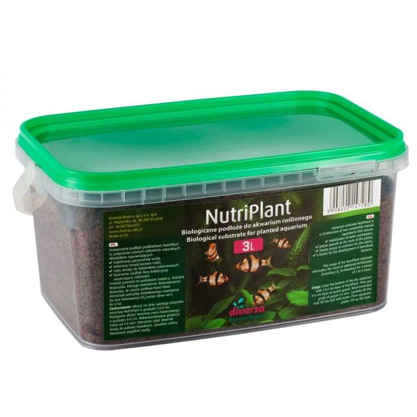 NutriPlant 3 Liter - Aquarium Bodengrund