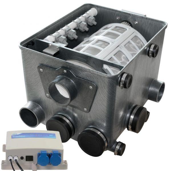 Der günstige Trommelfilter ATF-1 von AquaForte SK830